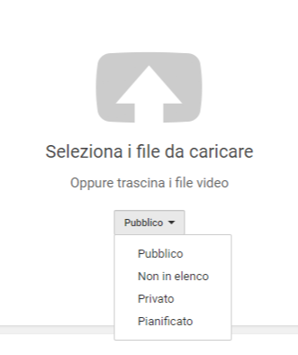 Come caricare e pubblicare un video su YouTube