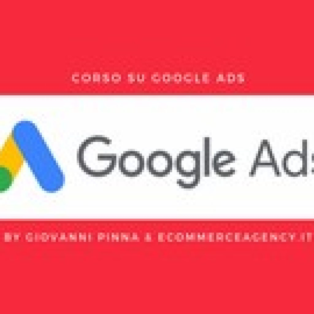 corso su google ads adwords